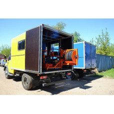 Каналопромывочная машина Преус Б160-130КРД