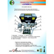 Гидротестер Арника СТО 21887543-009-2013