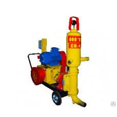 Растворонасос (агрегат шпаклевочный) СО-49М