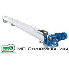 Винтовой конвейер Армата ЛМ (нерж.сталь) диаметр 219 мм, длина 10000 мм