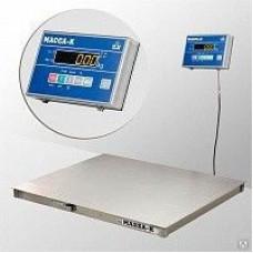Весы платформенные 4D-P.S-3-1000-AB