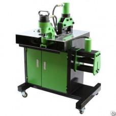 Станок гидравлический для обработки шин НСГШ-150