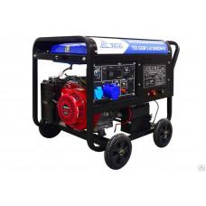 Инверторный бензиновый сварочный генератор TSS GGW 5.0/200EDH-R Honda GX390