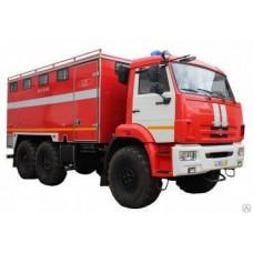 Автомобиль рукавный АР-2 Камаз-5350