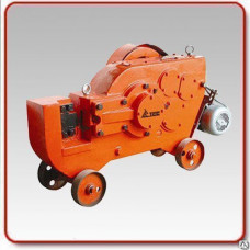 Станок для рубки арматуры LМGQ -50 до 50мм диаметра арматуры