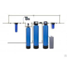 Система водоподготовки Авт, Объем, Na-кат., стандарт, 08х44, дуплекс