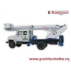 Автоподъемник АПТ-17М ГАЗ-3307