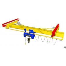 Кран мостовой однобалочный подвесной КПО-1