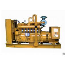 Газовые электростанции (газовые генераторы) газопоршневая