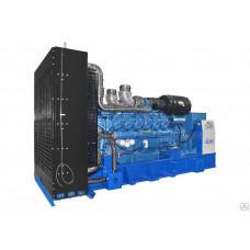 Высоковольтный дизельный генератор TBd 1100TS-10500