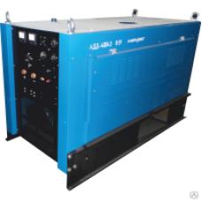 Агрегат сварочный дизельный АДД - 4004.9 И У1 с двигателем NF4102ZD