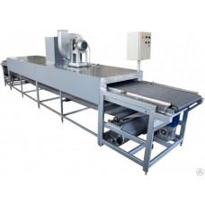 Конвейер охлаждения КОХ-2-Х-400