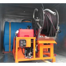 Каналопромывочная машина Преус Д150-100К