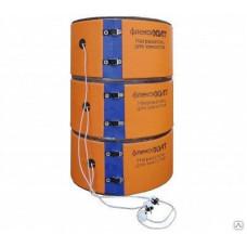 Нагреватель поясной поверхностный для бочки 200 л 400 Вт/90 С
