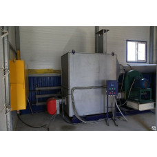 Дизельный теплогенератор ТГВ-250 тепловая мощность 250 кВт