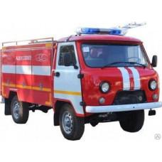 Автоцистерна пожарная АЦ 0,8 УАЗ-330365