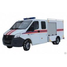 Автомобиль первой помощи АПП ГАЗ-A22R32Х