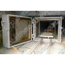 Вакуумная сушильная камера ALPHA 1250-10 INOX