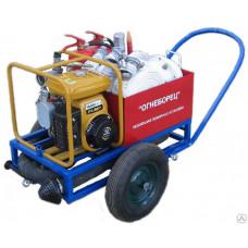 Установка мобильная пожарная Огнеборец СТО 21887543-007-2011