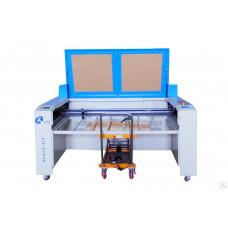 Станок лазерно-гравировальный с ЧПУ LTT-Z1410 100 Вт, чиллер 3000 RDC6442C