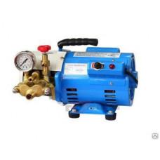 Насос для опрессовки систем отопления электрический на 3 литра в мин.