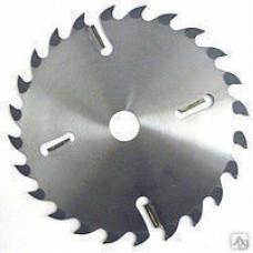 Пила дисковая с т/с пластинами 500x50x24
