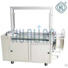 Автоматический стреппинг упаковщик KZW-8060/C с приводным рольгангом
