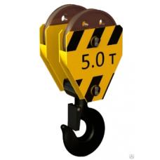 Крановая подвеска 5-ти рольная г/п 32,0 т