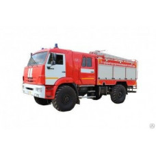 Автоцистерна пожарная АЦ 3,0-40 Камаз-43502