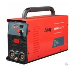 Аппарат аргоно-дуговой сварки Fubag Intig 200 DC с горелкой