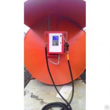 Автоматизированная топливораздаточная колонка 70КН