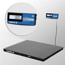 Весы платформенные 4D-PM-1-1000-A(Ruew)