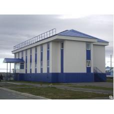 Промышленные и модульные здания, контейнеры