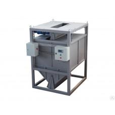 Весы бункерные Нива-12-100 до 12 тон/час (пневмопривод заслонок)