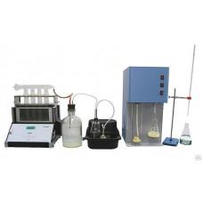 Комплекс по определению белка методом Кьельдаля