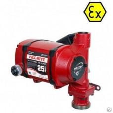 Насос Fill-Rite NX3205E перекачки бензина керосина