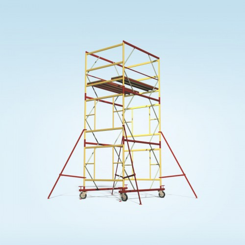 Модель вышки и леса строительные